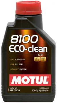 MOTUL 8100 Eco clean 5W30